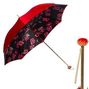 Зонт-трость Pasotti Rosso Cinese Stone фото-1