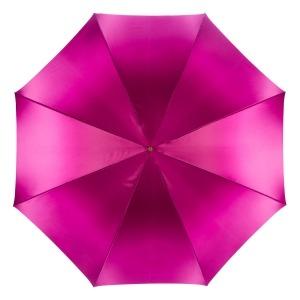 Зонт-трость Pasotti Becolore Fuxia Parati Plastica фото-2