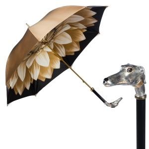 Зонт-Трость Pasotti Becolore Georgin Beige Hound фото-1