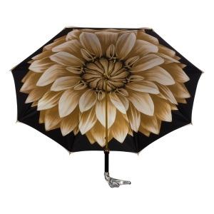 Зонт-Трость Pasotti Becolore Georgin Beige Hound фото-4