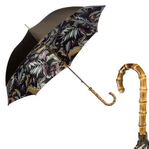 Зонт-Трость Pasotti Oliva Felce Bamboo фото-1