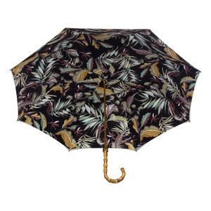 Зонт-Трость Pasotti Oliva Felce Bamboo фото-4