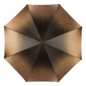 Зонт-трость Pasotti Becolore Beige  Perla Perle фото-2