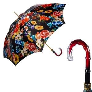 Зонт-трость Pasotti Uno5 Bouqet фото-1