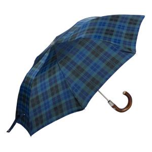 Зонт складной Pasotti Auto Chestnut Celtic Blu фото-2