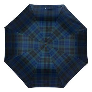 Зонт складной Pasotti Auto Chestnut Celtic Blu фото-3