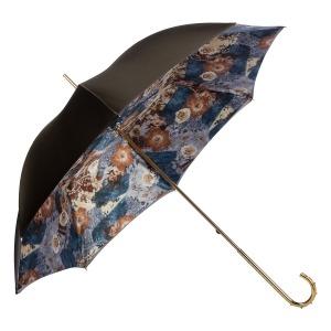 Зонт-трость Pasotti Becolore Anasnasia Oro Dentell фото-3
