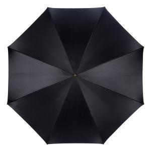 Зонт-трость Pasotti Nero Pois Duo Dossi фото-2