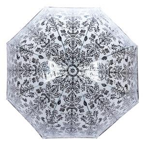 Зонт-трость прозрачный Guy De Jean 1008-LM Frivole La Liste long фото-2