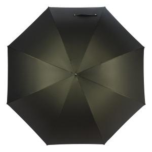 Зонт-трость Pasotti Leone Silver  Oxford Oliva  Fodero Anello фото-2