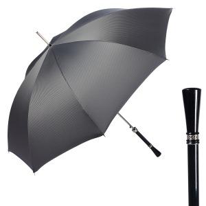 Зонт-трость Pasotti Diritto StripesL Grey фото-1