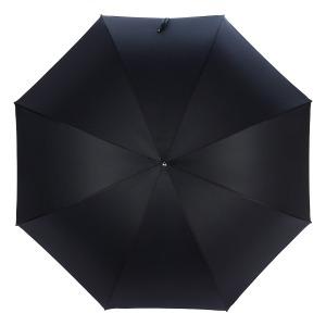 Зонт-трость Pasotti Capo Silver Oxford Black Fodero Anello фото-2
