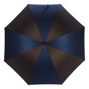 Зонт-трость Pasotti Chestnut Oxford Multi Blu фото-1