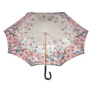 Зонт-трость Pasotti Blu Summer Plastica Fiore фото-4