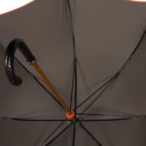 Зонт-трость Pasotti Braid Coral фото-4