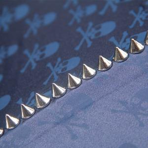 Зонт-Трость Pasotti Capo Silver Picco Sculls Blu фото-4