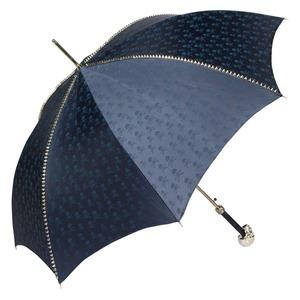 Зонт-Трость Pasotti Capo Silver Picco Sculls Blu фото-5