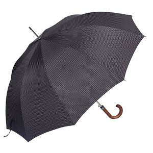 Зонт-трость M&P C176-LA Legno Angel Black фото-3