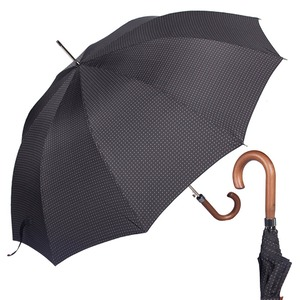 Зонт-трость M&P C176-LA Legno Angel Black фото-1
