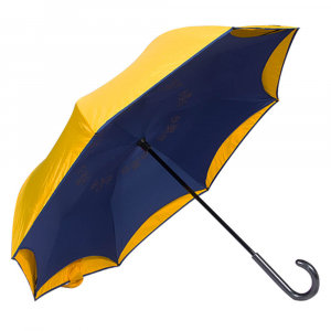 Зонт-Трость Emme M429-LM Reverso Neon Yellow фото-2