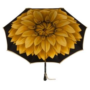 Зонт-трость Pasotti Becolore Georgin Giallo Swar фото-2