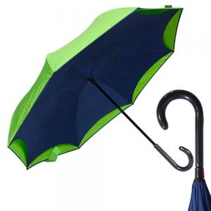 Зонт-Трость Emme M429-LM Reverso Neon Green фото-1