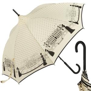 Зонт-трость CT 414-LM Versailles Crema фото-1