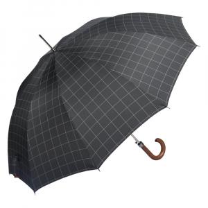 Зонт-трость M&P C176-LA Legno Sell Black фото-3