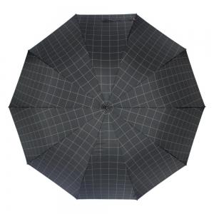 Зонт-трость M&P C176-LA Legno Sell Black фото-2