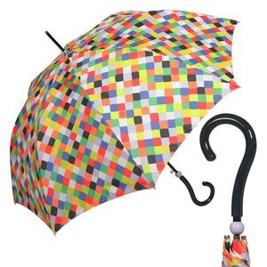 Зонт-трость Joy Heart J9414-LA Circo Arlecino фото-1