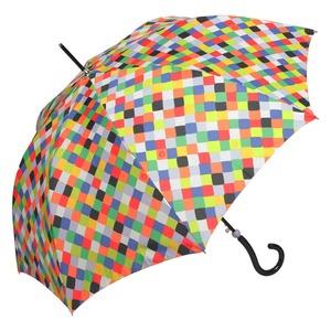 Зонт-трость Joy Heart J9414-LA Circo Arlecino фото-2