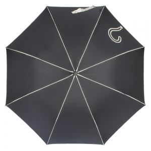 Зонт-Трость Joy Heart J9487-LA Question Black/Beige фото-2