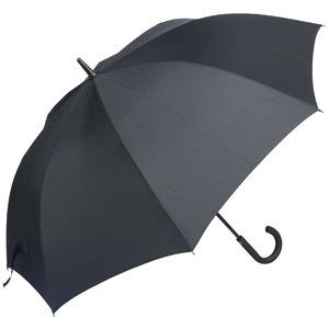 Зонт-Трость M&P C1772-LA Classic Black фото-3