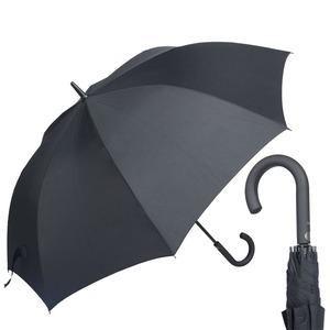 Зонт-Трость M&P C1772-LA Classic Black фото-1