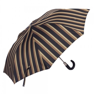 Зонт складной Pasotti Auto Classic Pelle Alfred Morrone фото-4