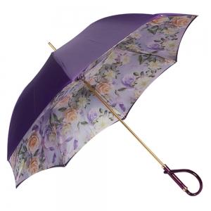 Зонт-Трость Pasotti Violato Geante Rosa Plastica фото-3
