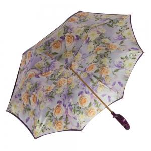 Зонт-Трость Pasotti Violato Geante Rosa Plastica фото-4