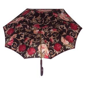 Зонт-Трость Pasotti Bordo Palazzo Rosso Original  фото-4