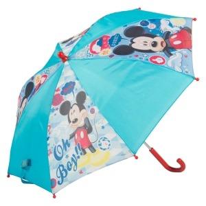 Зонт-трость Детский Disney 004 Mickey Blu фото-2