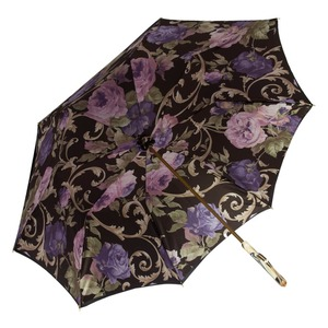 Зонт-Трость Pasotti Nero Palazzo Viola Marble  фото-5