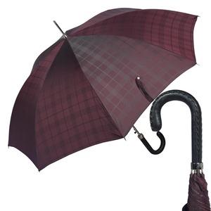 Зонт-Трость Pasotti Mocasin Cell Bordo фото-1
