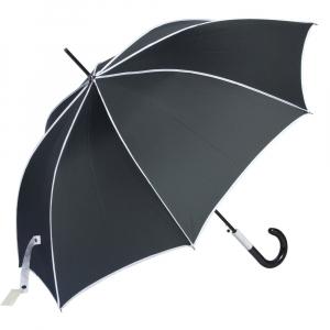 Зонт-трость Ferre 5018-LA Keen Black2 фото-3