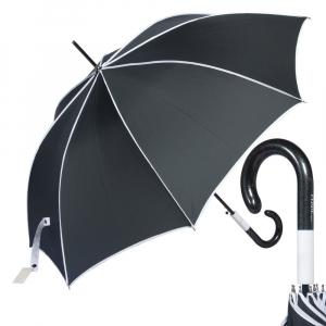 Зонт-трость Ferre 5018-LA Keen Black2 фото-1