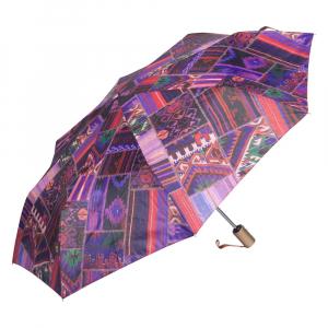 Зонт складной M&P C5867-OC Entico Viola фото-2