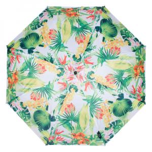 Зонт сладной  M&P C5863-OC Flowers Palma фото-3
