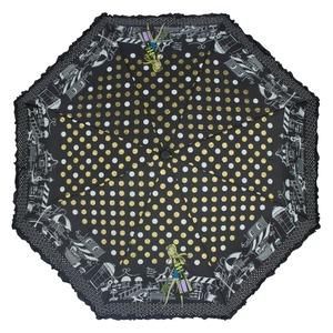 Зонт складной EMME M421A-OC Happiness Black фото-1