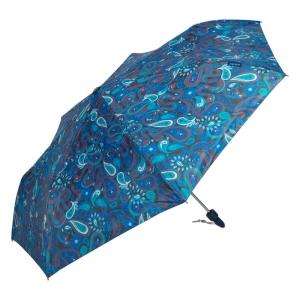 Зонт складной Joy Heart J9525-OC Cashmere Blue фото-3