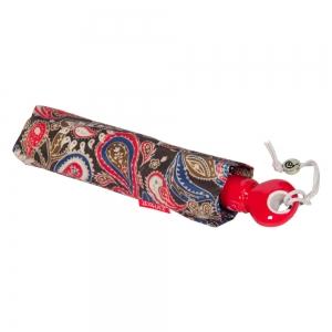 Зонт складной Joy Heart J9525-OC Cashmere Red фото-4