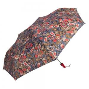 Зонт складной Joy Heart J9525-OC Cashmere Red фото-3