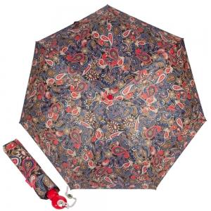 Зонт складной Joy Heart J9525-OC Cashmere Red фото-1
